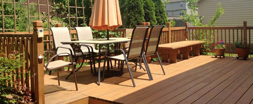 Chesapeake Deck Staining & Sealing